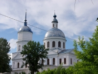 Елабуга, улица Набережная, дом 20. церковь во имя Святителя и Чудотворца Николая