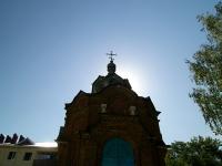 Elabuga, chapel во имя Александра НевскогоNaberezhnaya st, chapel во имя Александра Невского