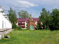 Елабуга, часовня во имя Александра Невскогоулица Набережная, часовня во имя Александра Невского