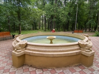 Elabuga, 公园 Александровский садNaberezhnaya st, 公园 Александровский сад