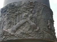 Елабуга, памятник И.И. Шишкинуулица Набережная, памятник И.И. Шишкину