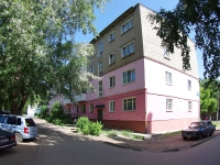 Elabuga, Stroiteley st, house 2. Apartment house