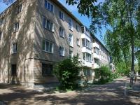 Елабуга, улица Строителей, дом 4А. многоквартирный дом