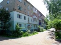 Елабуга, улица Строителей, дом 4. многоквартирный дом
