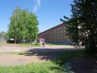 Elabuga, school №3, Stroiteley st, house 6