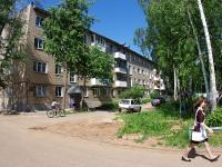 Елабуга, улица Строителей, дом 8А. многоквартирный дом