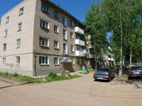 Елабуга, улица Строителей, дом 8Б. многоквартирный дом