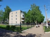 Елабуга, улица Строителей, дом 8. многоквартирный дом