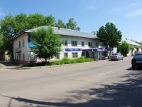 Елабуга, улица Строителей, дом 9. многоквартирный дом