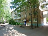 Елабуга, улица Строителей, дом 10. многоквартирный дом