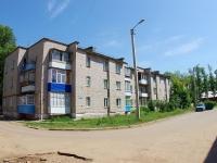 Елабуга, улица Строителей, дом 13. многоквартирный дом