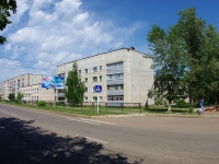 Елабуга, улица Строителей, дом 15. многоквартирный дом