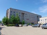 Elabuga, hostel Елабужского автомобильного завода, №4, Stroiteley st, house 16А