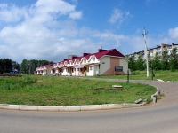 Elabuga, Mira avenue, house 2Е. Apartment house