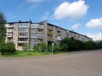 Елабуга, Мира проспект, дом 7. многоквартирный дом