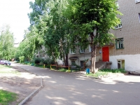 Elabuga, Mira avenue, house 19. Apartment house