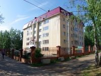 Elabuga, Mira avenue, house 23. Apartment house