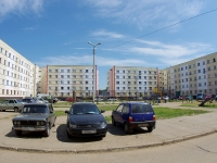 Elabuga, Mira avenue, house 24Б. Apartment house