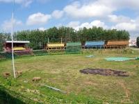 Elabuga, Mira avenue, sport stadium