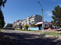 Елабуга, улица Молодёжная, дом 7. многоквартирный дом