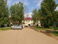 Elabuga, Matrosov st, house 1. Apartment house