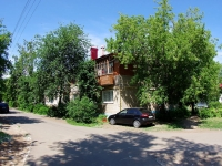 Elabuga, Matrosov st, house 3. Apartment house