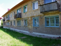 Elabuga, Matrosov st, house 7. Apartment house