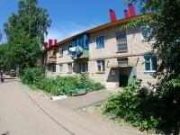 Елабуга, улица Матросова, дом 9. многоквартирный дом
