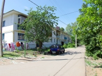 Elabuga, Matrosov st, house 11. Apartment house