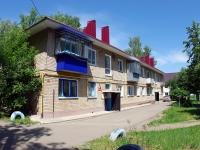 Елабуга, улица Матросова, дом 19. многоквартирный дом