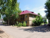 Elabuga, Matrosov st, house 19. Apartment house