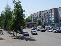 Elabuga, 商店 МегаФон, Neftyanikov avenue, 房屋 3В