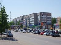 Елабуга, Нефтяников проспект, дом 3. многоквартирный дом