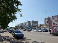 Elabuga, Neftyanikov avenue, house 3. Apartment house