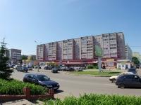 Елабуга, Нефтяников проспект, дом 11. многоквартирный дом