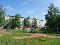 Elabuga, Neftyanikov avenue, house 12. Apartment house