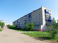 Elabuga, Neftyanikov avenue, house 14. Apartment house