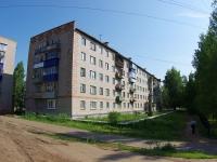 Elabuga, Neftyanikov avenue, house 16А. Apartment house