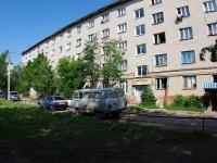 Elabuga, Neftyanikov avenue, house 16. Apartment house