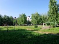 Елабуга, Нефтяников проспект, дом 18. многоквартирный дом