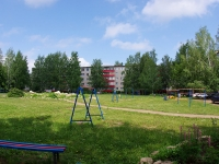 Елабуга, Нефтяников проспект, дом 20Б. многоквартирный дом