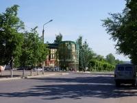 Elabuga, bank Девон-Кредит, Neftyanikov avenue, house 41