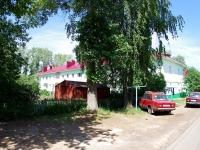 Елабуга, Нефтяников проспект, дом 45А. многоквартирный дом