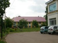 Elabuga, Neftyanikov avenue, house 46А. Apartment house