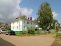 Elabuga, Neftyanikov avenue, 房屋 47А. 公寓楼