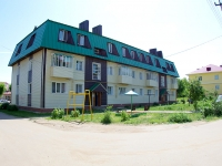 Elabuga, Neftyanikov avenue, house 47. Apartment house