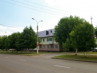 Elabuga, Neftyanikov avenue, house 48. Apartment house