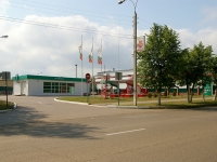 Elabuga, Neftyanikov avenue, house 52. fuel filling station