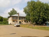 Елабуга, Нефтяников проспект, дом 53А. многоквартирный дом