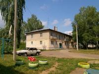 Elabuga, Neftyanikov avenue, house 53А. Apartment house